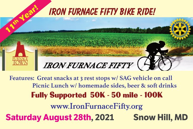 Iron Furnace Fifty information